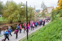 Rosa sløyfe-løpet kommer til Trondheim