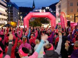 Rosa Sløyfe-løpet Bergen