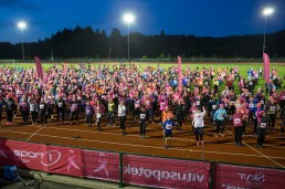 Rosa Sløyfe-løpet Haugesund