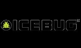 Logo Icebug - sponsor av rosa sløyfe-løpet