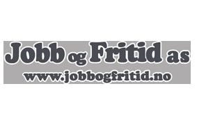 Jobb og fritid grå logo