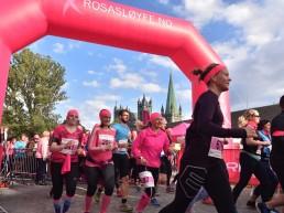 Rosa Sløyfe-løpet Trondheim
